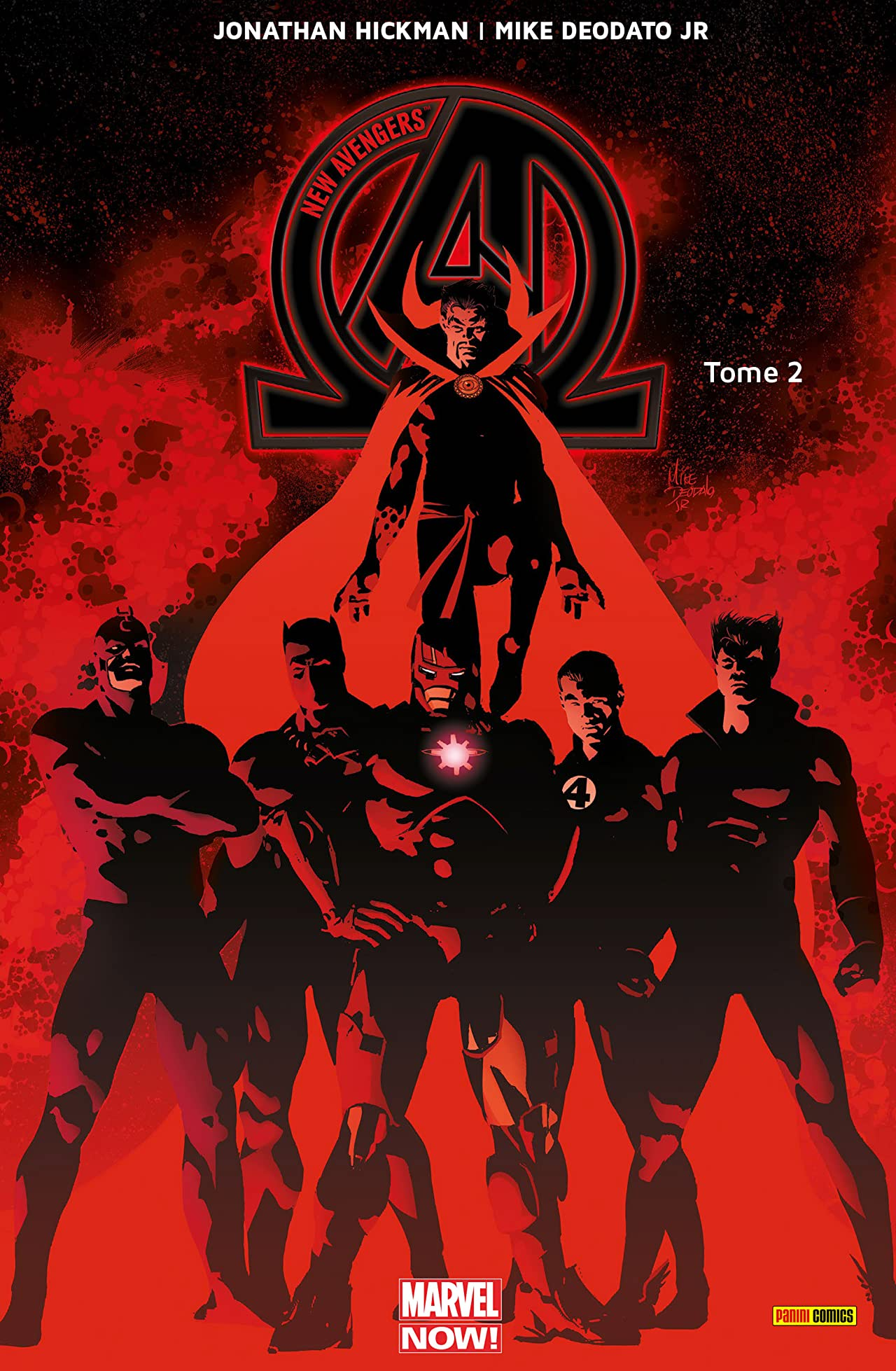 New Avengers: Marvel Now! Vol. 2: Infinity