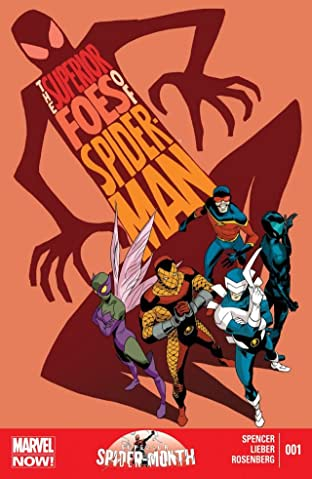 The Superior Foes of Spider-Man No.1