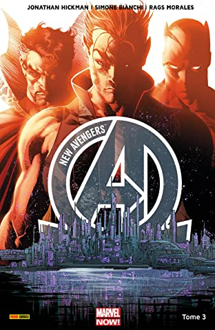 New Avengers: Marvel Now! Vol. 3: D'Autres Mondes