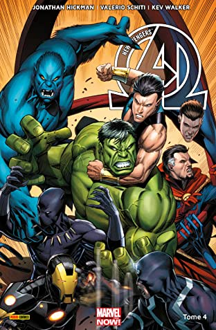 New Avengers: Marvel Now! Vol. 4: Un Monde Parfait