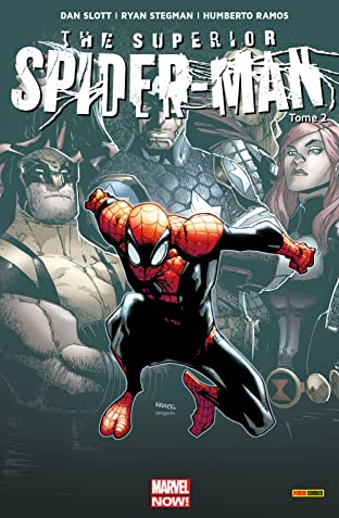 Superior Spider-Man Vol. 2: La Force De L'Esprit