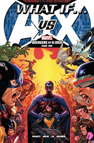 What If? AVX No.1 (sur 4)