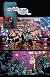 Guardians of the Galaxy Tome 3: War of Kings Book 2