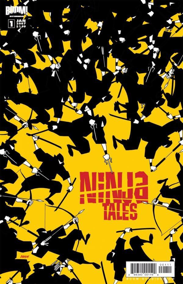 Ninja Tales #1 (of 2)