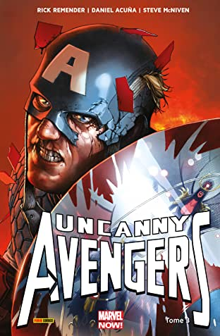 Uncanny Avengers Vol. 3: Ragnarok Now! (II)