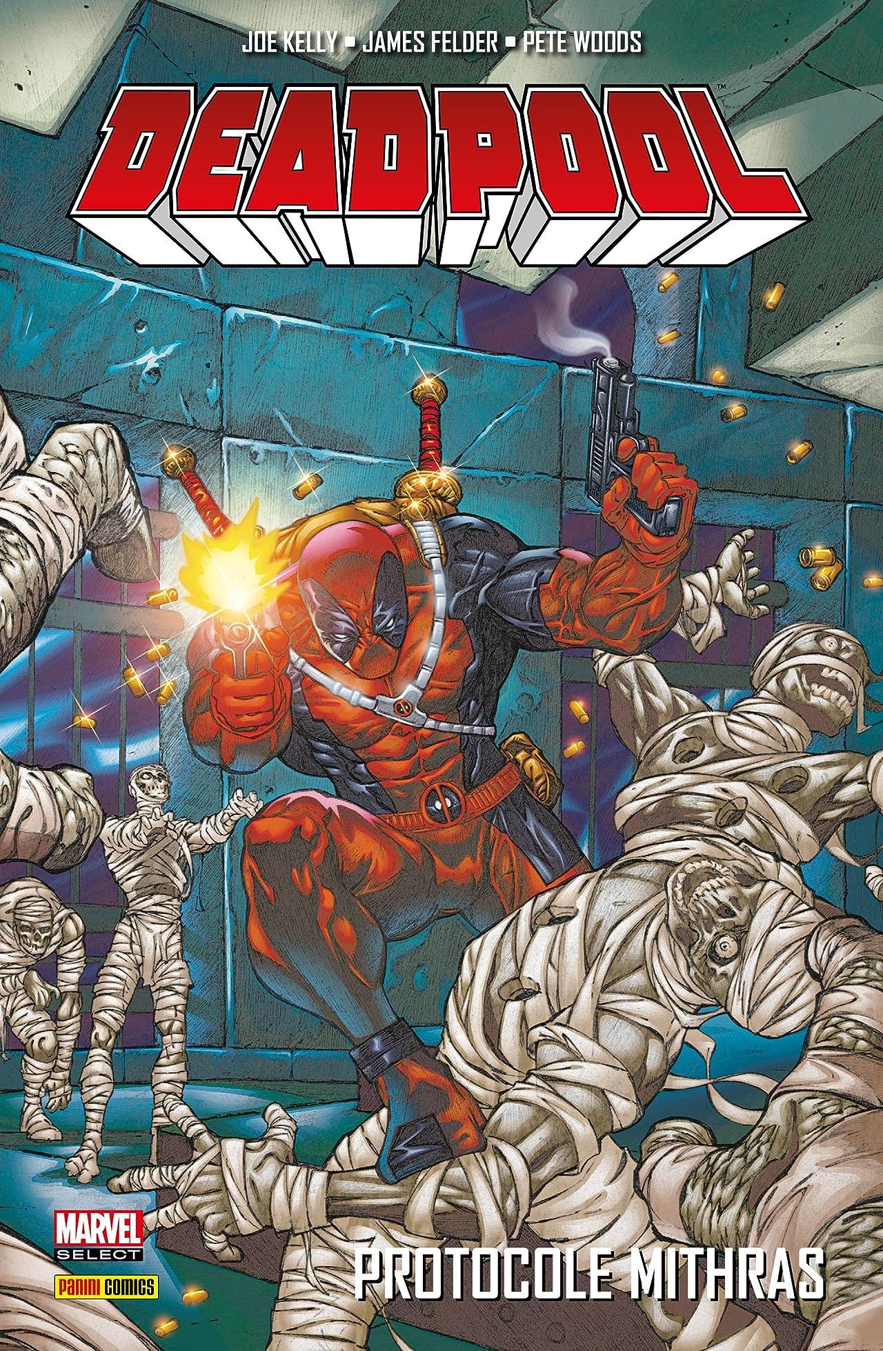 Deadpool: Protocole Mithras
