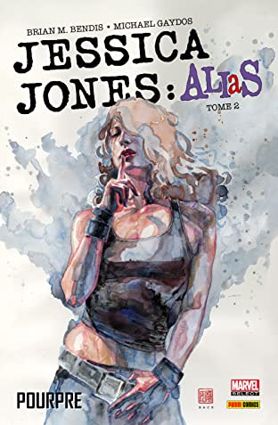 Jessica Jones: Alias Vol. 2: Pourpre