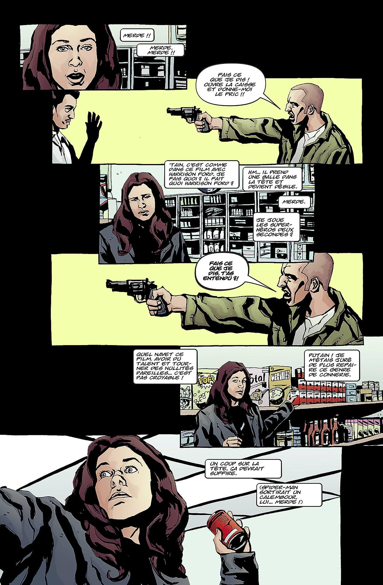 Jessica Jones: Alias Vol. 2: Pourpre