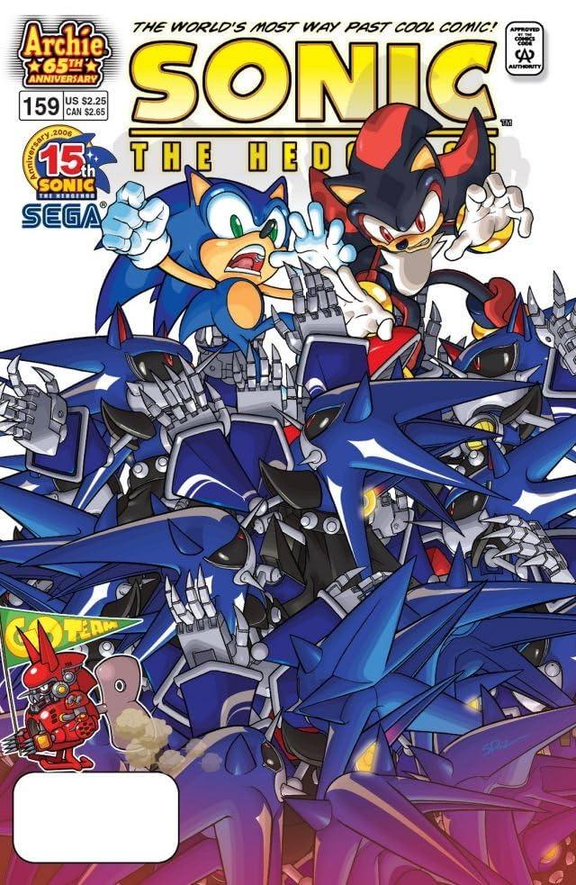 Sonic the Hedgehog #159