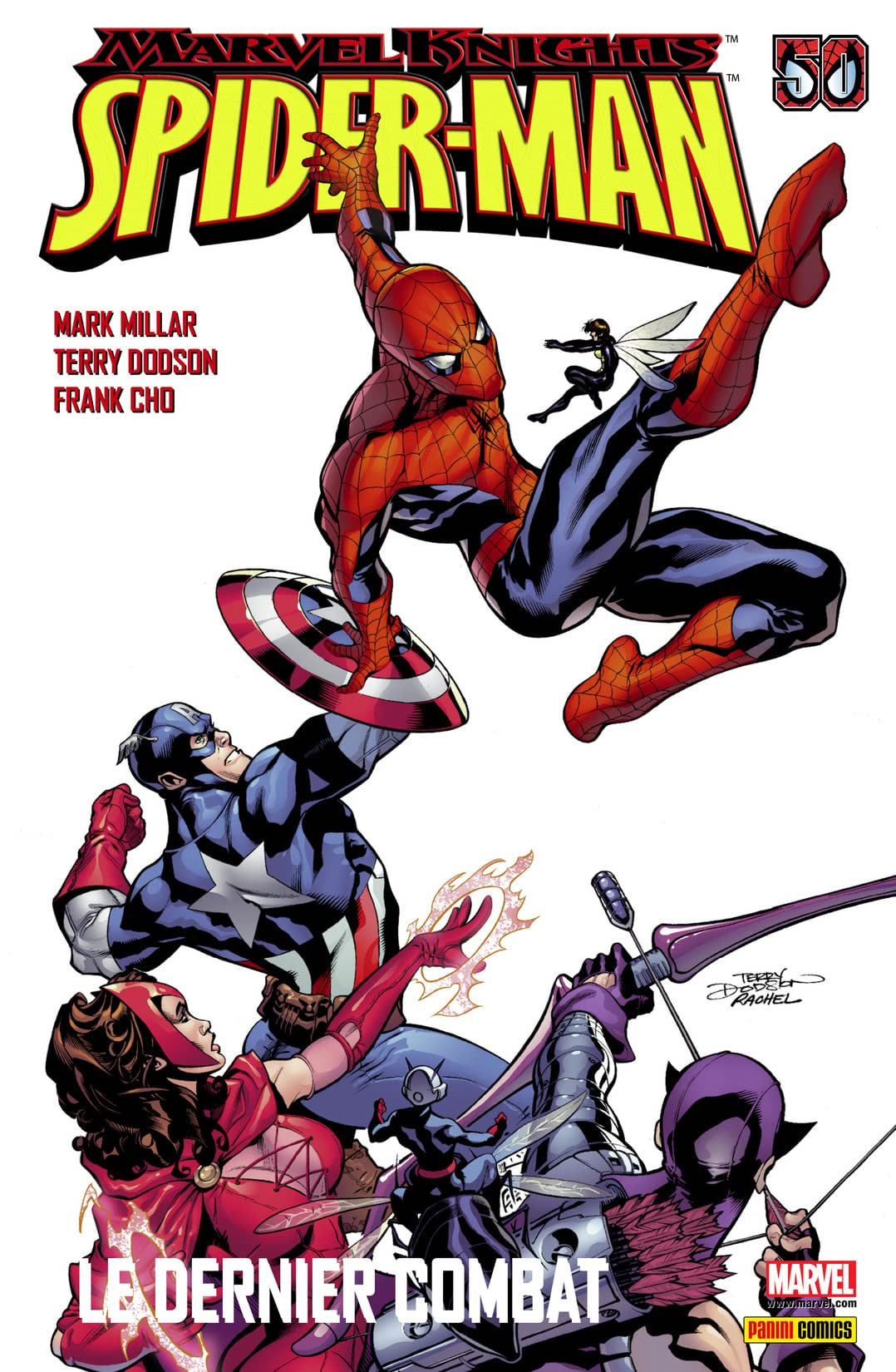 Marvel Knights Spider-Man: Le Dernier Combat