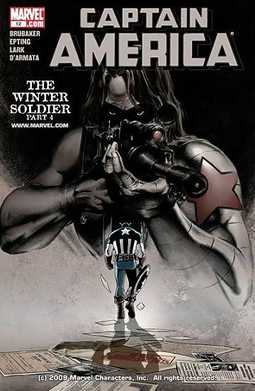 Captain America (2004-2011) #12