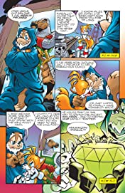 Sonic the Hedgehog #162