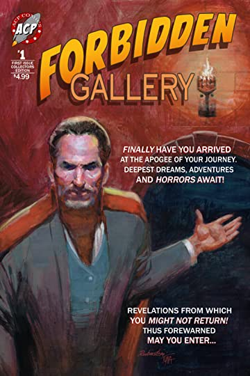 Forbidden Gallery #1