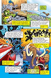 Sonic the Hedgehog #168