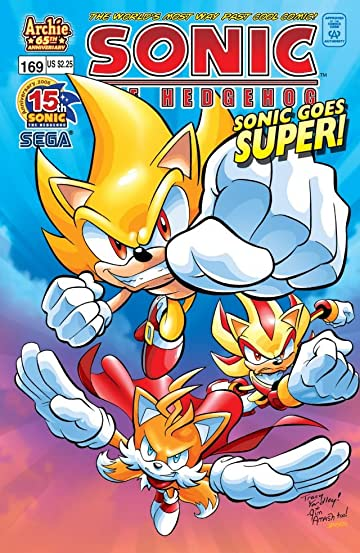 Sonic the Hedgehog #169