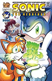 Sonic the Hedgehog #170