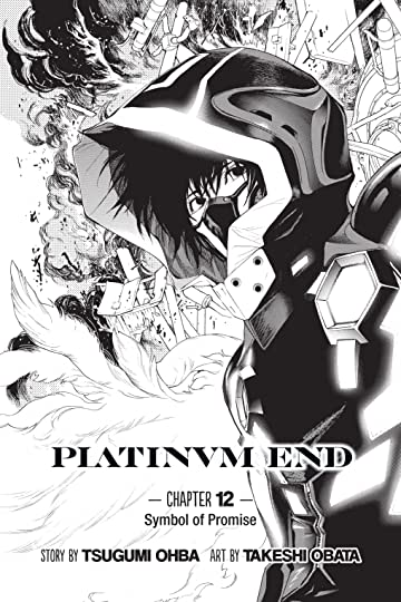 Platinum End: Chapter 12