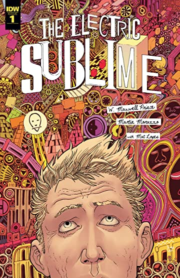 The Electric Sublime #1 (of 4)