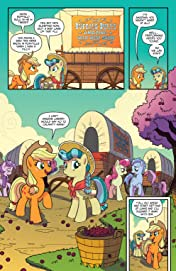 My Little Pony: Friends Forever #33