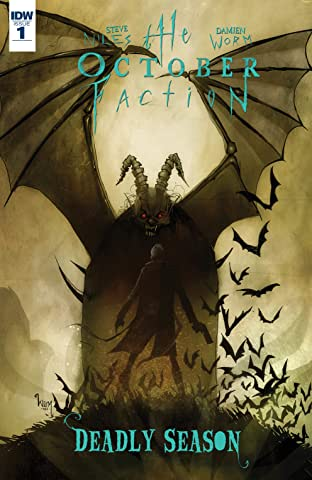 The October Faction: Deadly Season #1