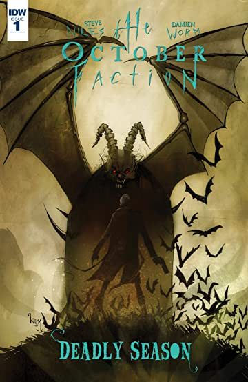 The October Faction: Deadly Season #1