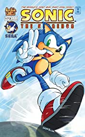 Sonic the Hedgehog #173