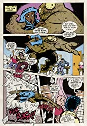 Teenage Mutant Ninja Turtles Adventures Vol. 12