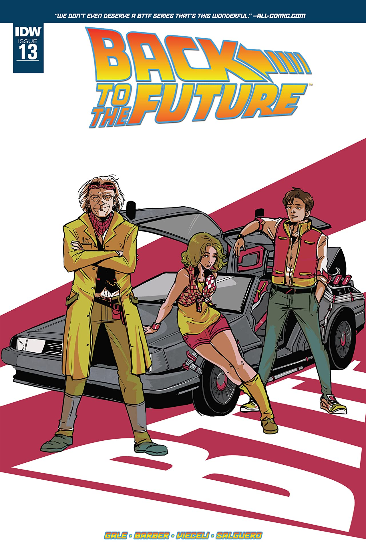 Back to the Future #13