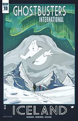 Ghostbusters International #10