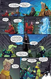Ghostbusters International #10