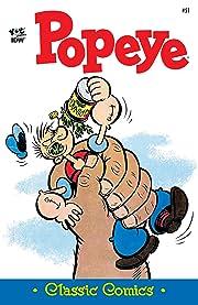 Popeye Classics #51