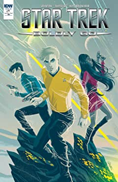 Star Trek: Boldly Go No.1