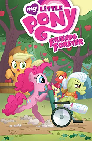 My Little Pony: Friends Forever Vol. 7