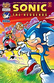 Sonic the Hedgehog #177