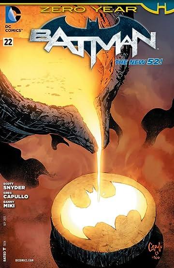 Batman (2011-2016) #22