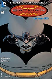 Batman Incorporated (2012-2013) #13