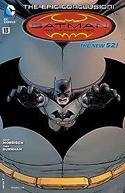 Batman Incorporated (2012-2013) #13