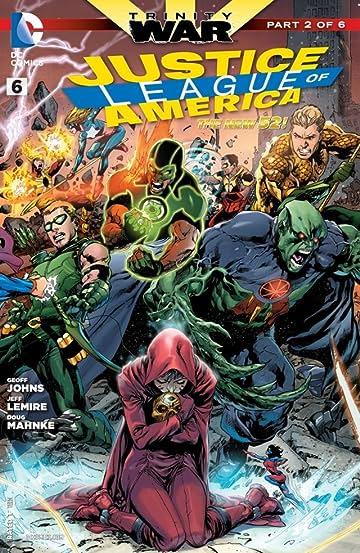 Justice League of America (2013-2015) #6