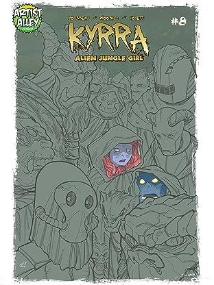 Kyrra: Alien Jungle Girl #8