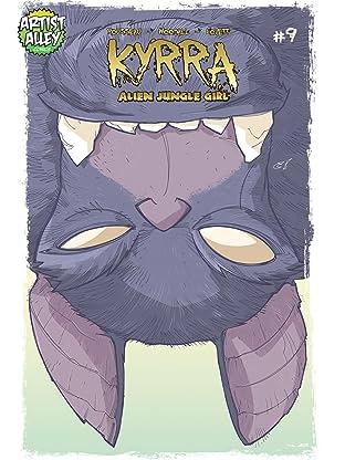 Kyrra: Alien Jungle Girl #9