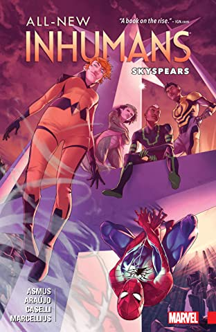 All-New Inhumans Tome 2: Skyspears