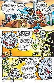 Sonic the Hedgehog #180