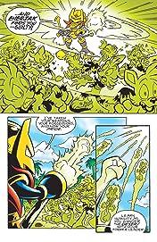 Sonic the Hedgehog #181