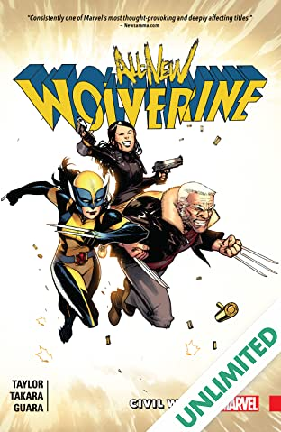 All-New Wolverine COMIC_VOLUME_ABBREVIATION 2: Civil War II