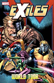 Exiles Vol. 12: World Tour Book One