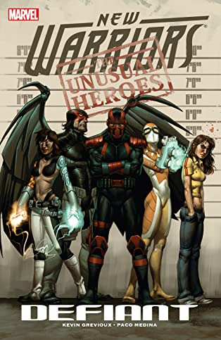New Warriors Vol. 1: Defiant