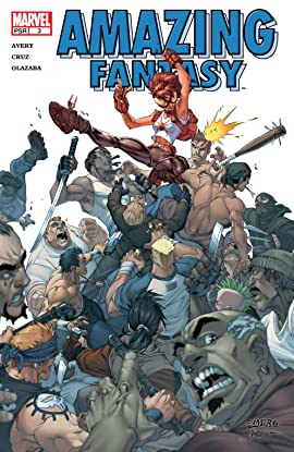 Amazing Fantasy (2004-2006) #3