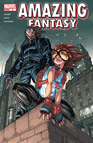 Amazing Fantasy (2004-2006) #4