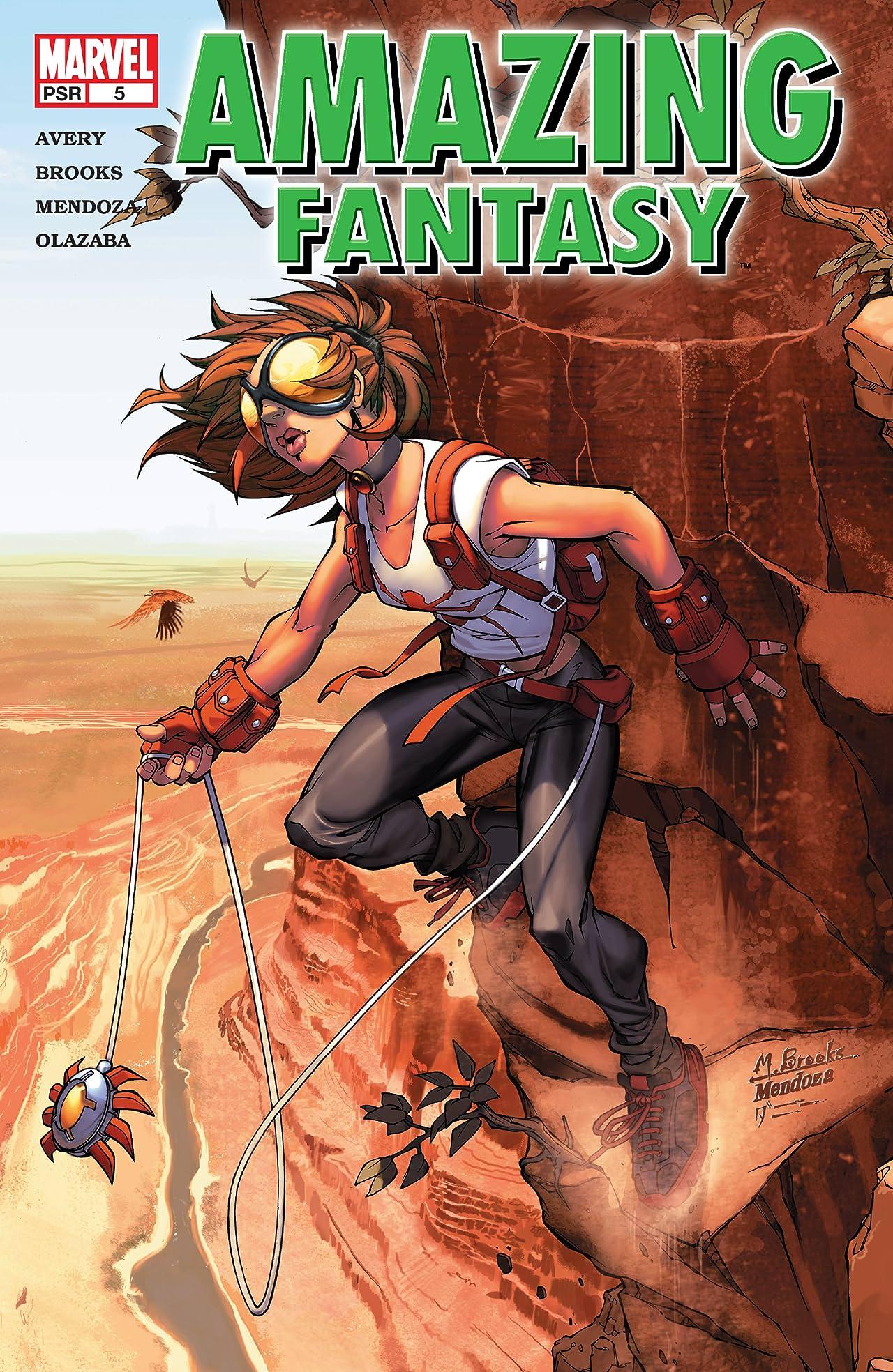 Amazing Fantasy (2004-2006) #5