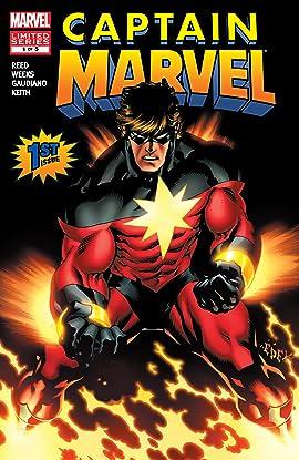 Captain Marvel (2008) #1 (of 5)